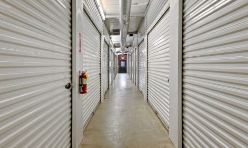 Storage Hallway at Storage Star West Valley in West Valley, Utah