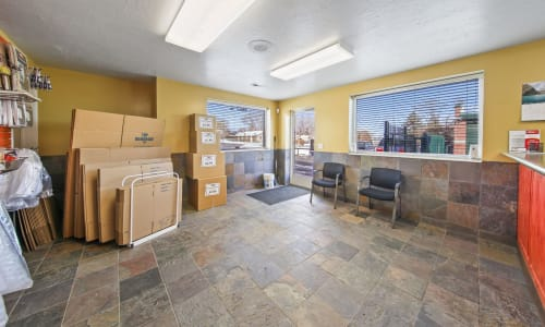 Storage facility Office Space at Storage Star West Valley