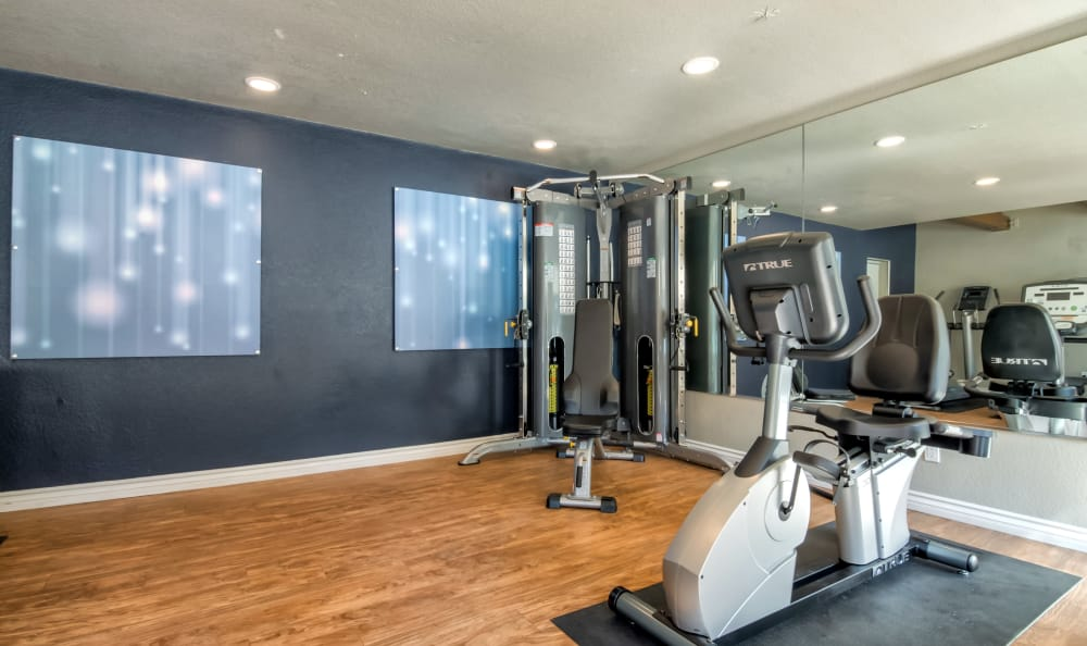 Fitness Center at Terra Nova Villas in Chula Vista, CA