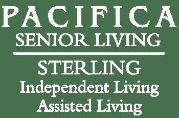 Pacifica Senior Living Sterling Logo