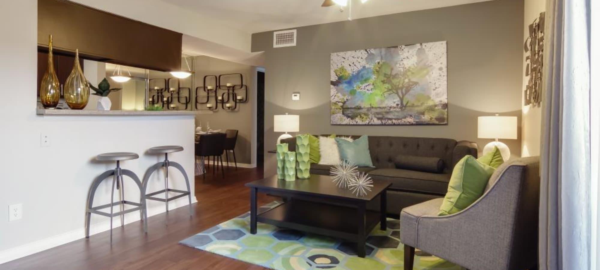 Apartments at Circle at Point Park in Houston, Texas