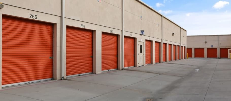 Storage units available in Cypress, California, at A-1 Self Storage