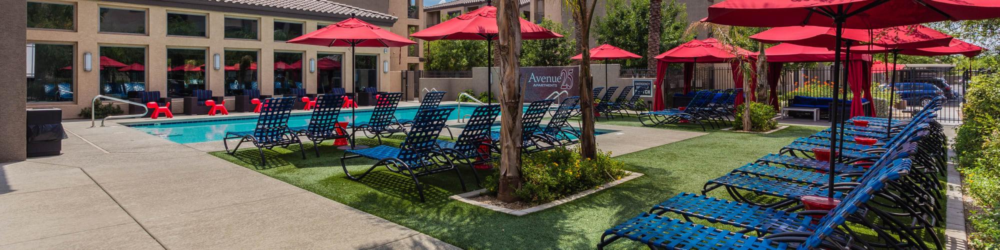 Photos of Avenue 25 Apartments in Phoenix, Arizona