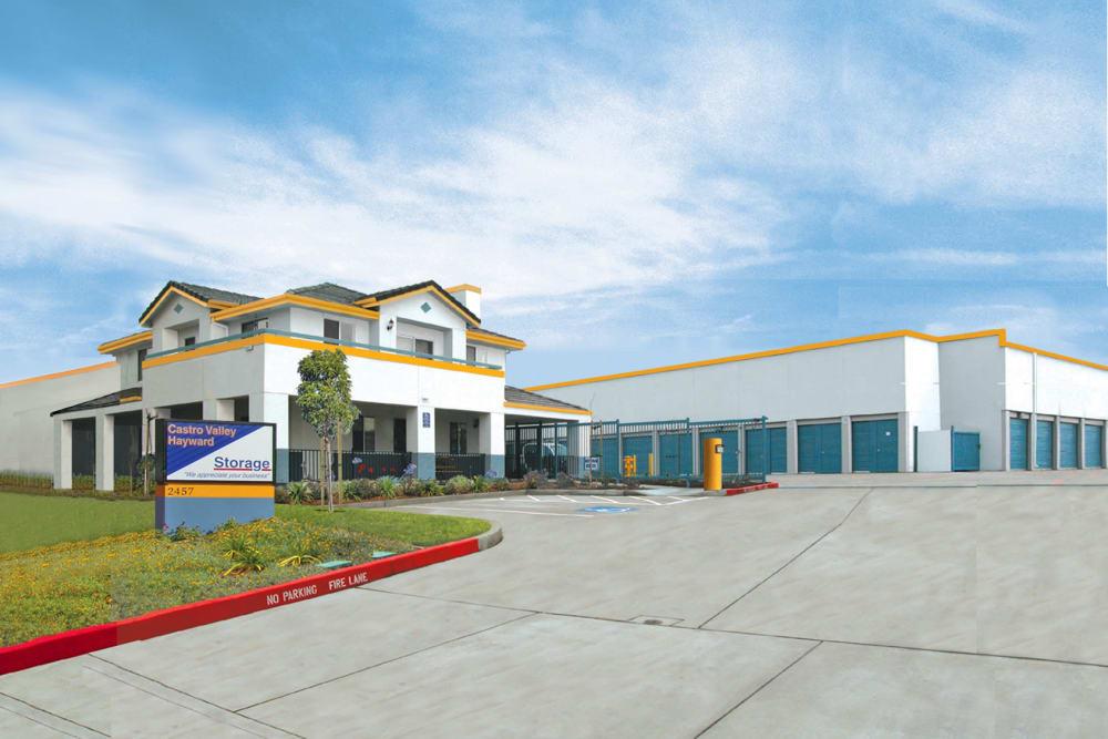 Castro Valley Hayward Storage LLC in Castro Valley, California