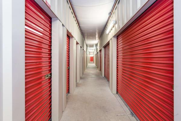File storage at The Storage Bunker in Medford, Massachusetts