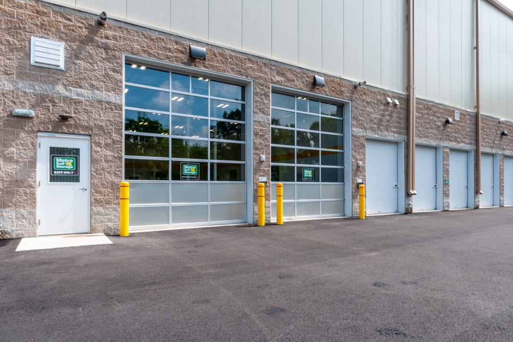 Drive up access at Metro Self Storage in Doylestown