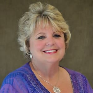 Lorraine Beaston, Office Manager at Compass Senior Living in Eugene, Oregon