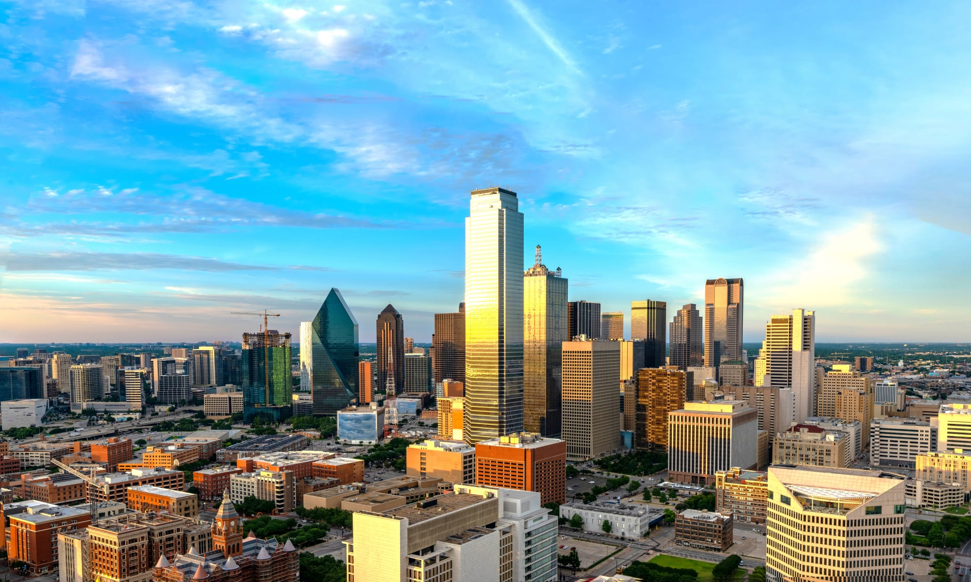 Providence Mockingbird Towers in Dallas, Texas