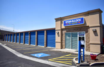 View our STOR-N-LOCK Self Storage Riverdale - Ogden location