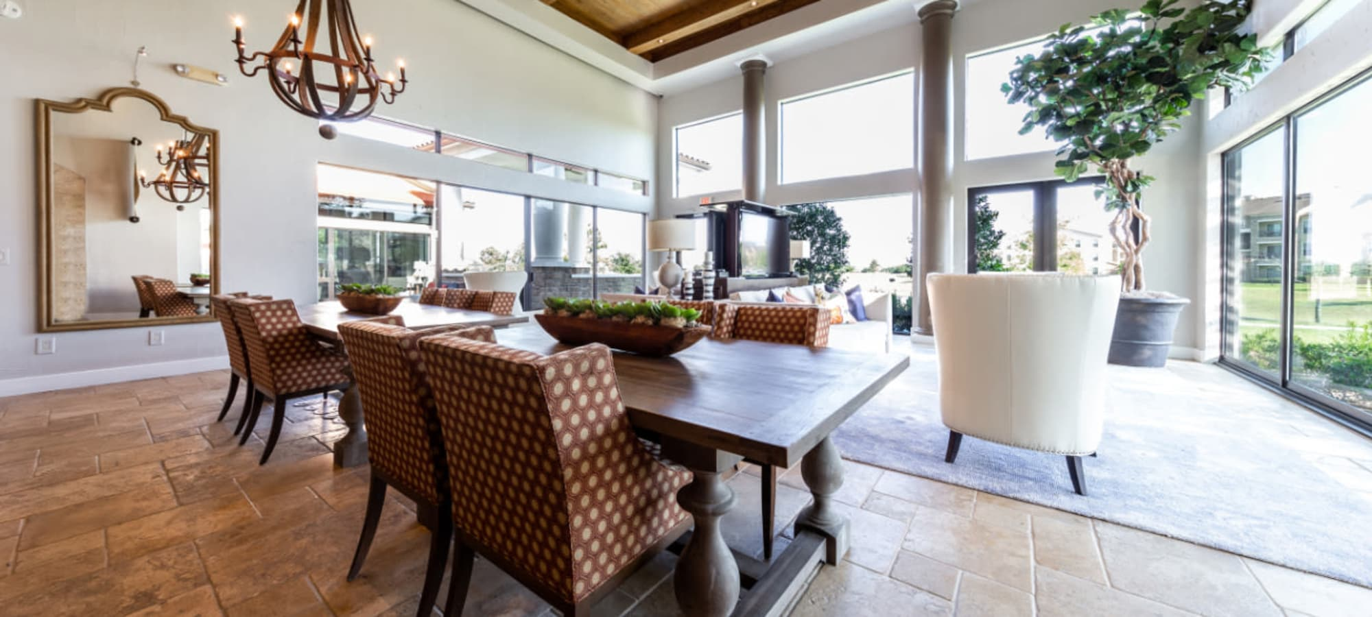 Virtual tours of Marquis at the Reserve in Katy, Texas