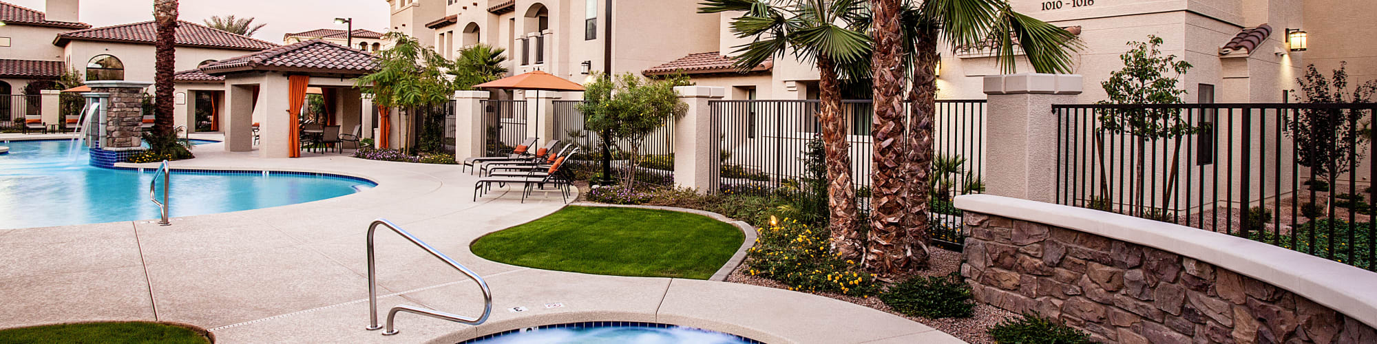 Contact us at San Marquis in Tempe, Arizona