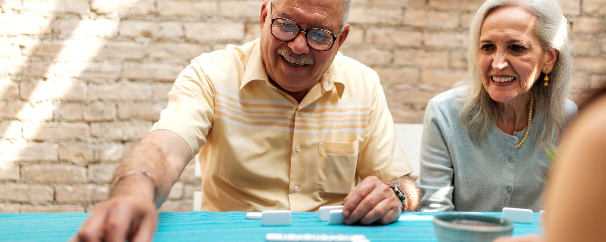 CERTUS Premier Memory Care Living offers senior living.