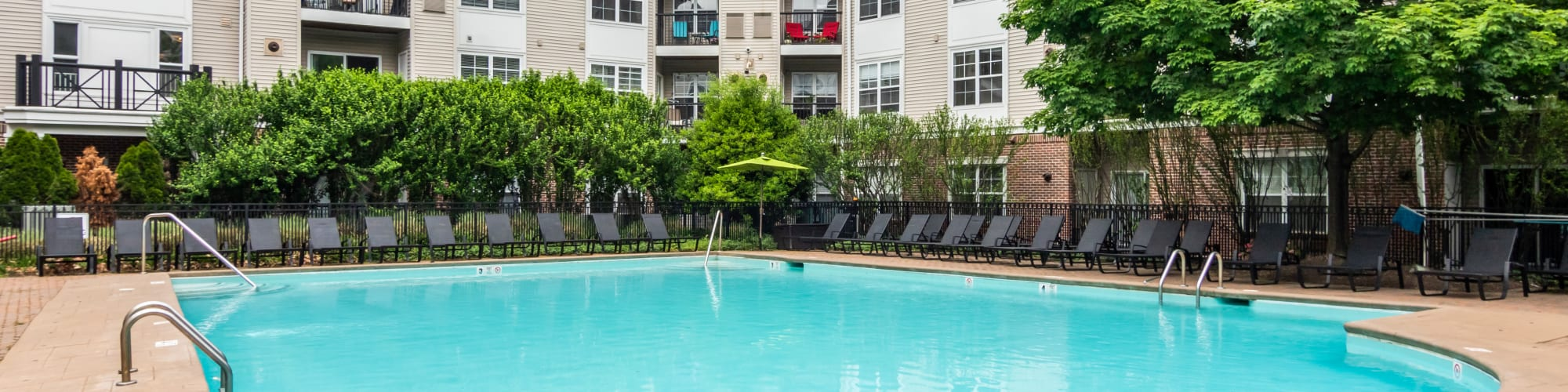 Amenities at Sofi Parc Grove in Stamford, Connecticut