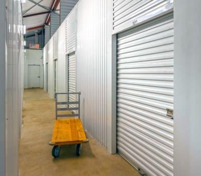 Self storage units for rent at Glacier West Self Storage in Kent, Washington