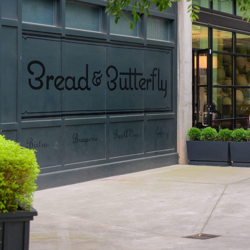 Bread & Butterfly near Inman Quarter in Atlanta, Georgia