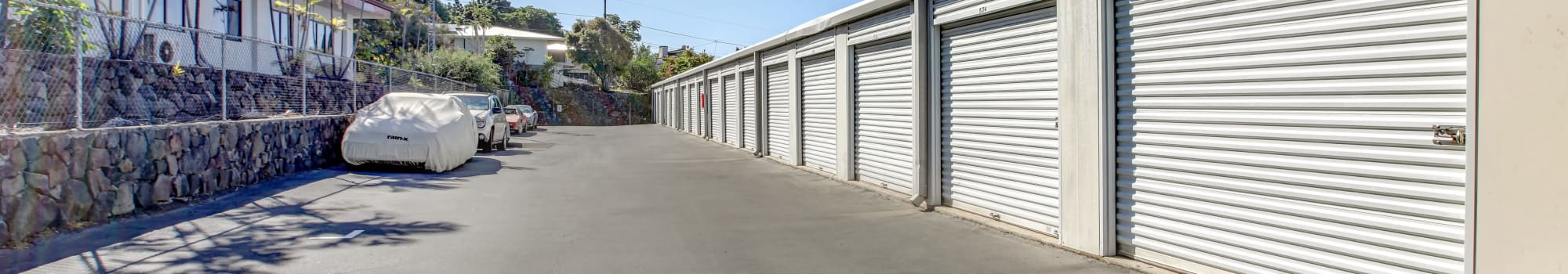 My Self Storage Space storage solutions in Kealakekua, Hawaii