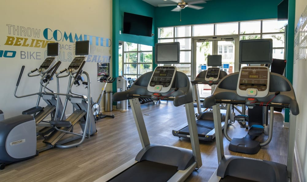 Springs at Tradition fitness center