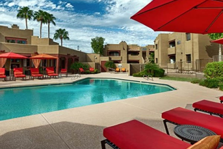 Central Scottsdale, AZ Apartments | Casa Santa Fe Apartments
