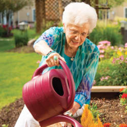 Respite care at Omaha Communities in Omaha, Nebraska