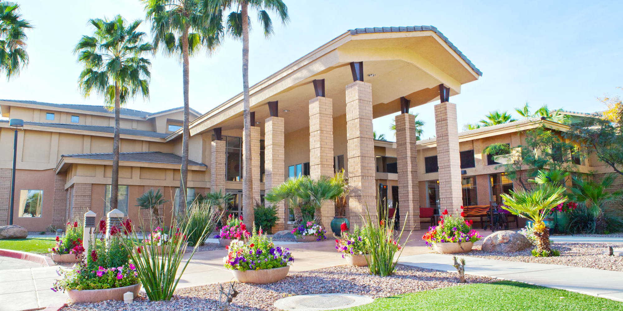 McDowell Village in Scottsdale, Arizona