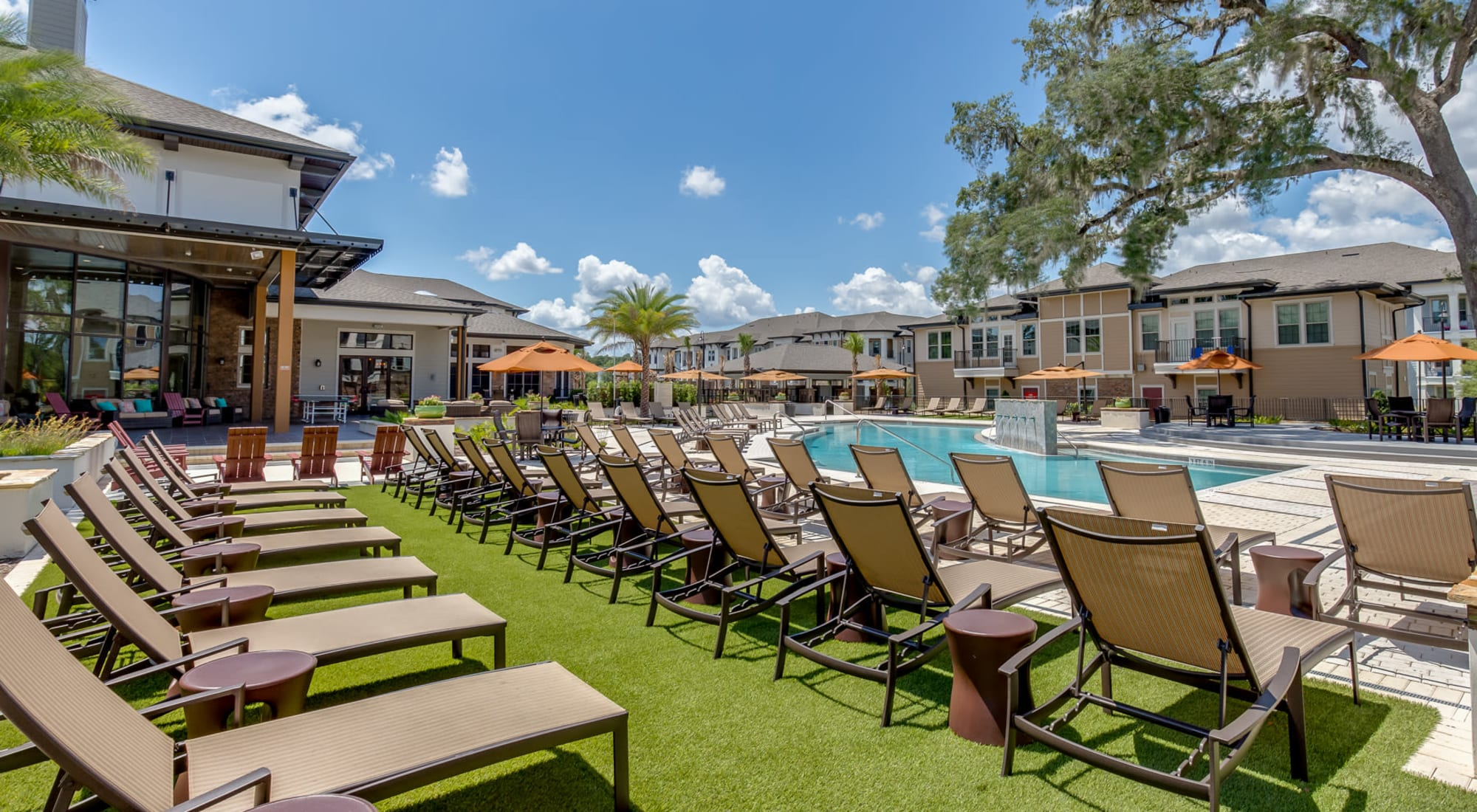 Apartments at The Loree in Jacksonville, Florida