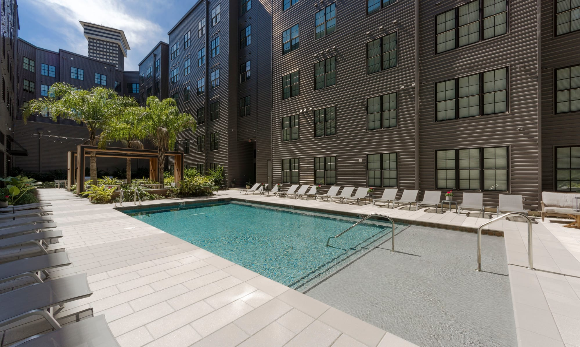 Apartments at The Beacon at South Market in New Orleans, Louisiana