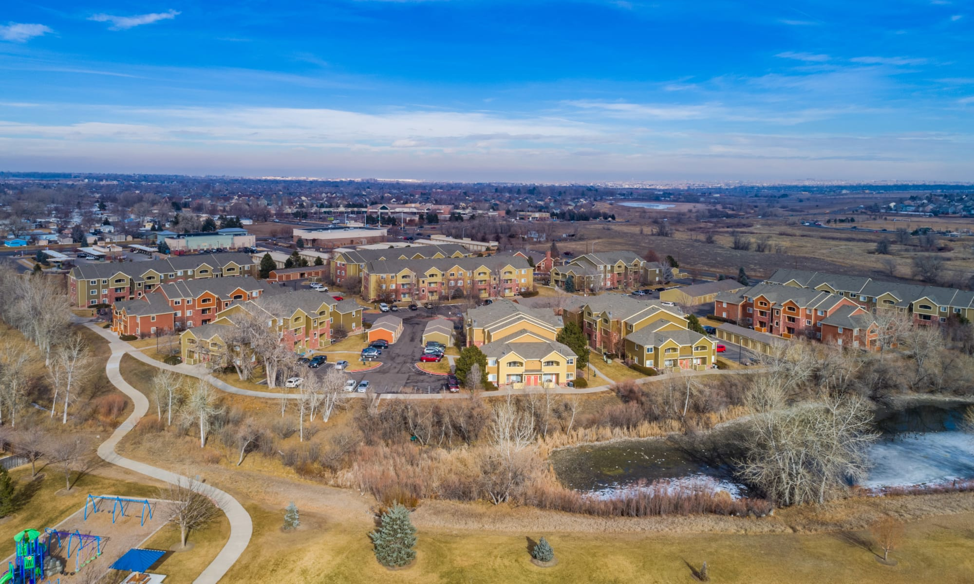 Willow Run Village Apartments apartments in Broomfield, CO