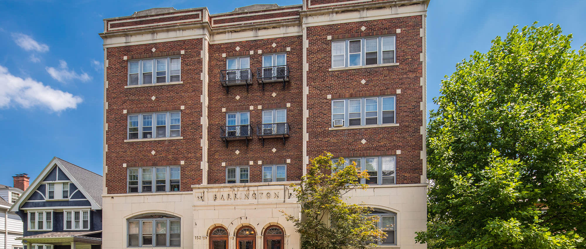 Apartments at Barrington Apartments in Rochester, New York