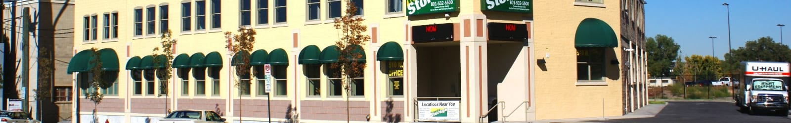 Forms for Towne Storage - Gateway in Salt Lake City, Utah