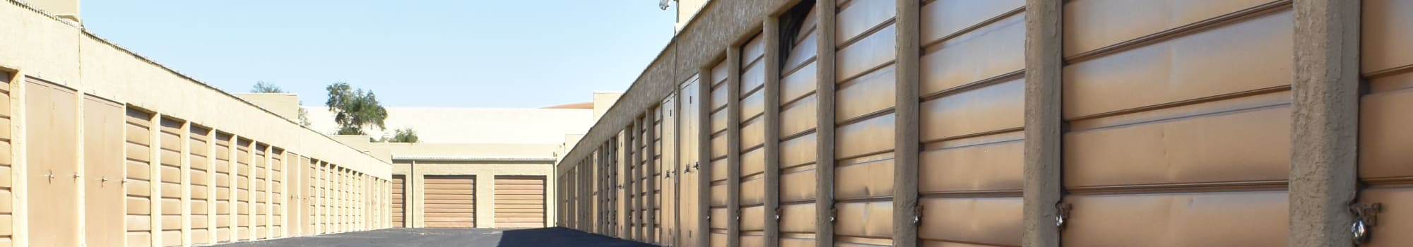 Map and directions to AAA Alliance Self Storage in Tempe, Arizona