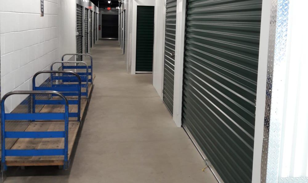 Storage Units At Compass Self Storage In Rochester Hills, MI