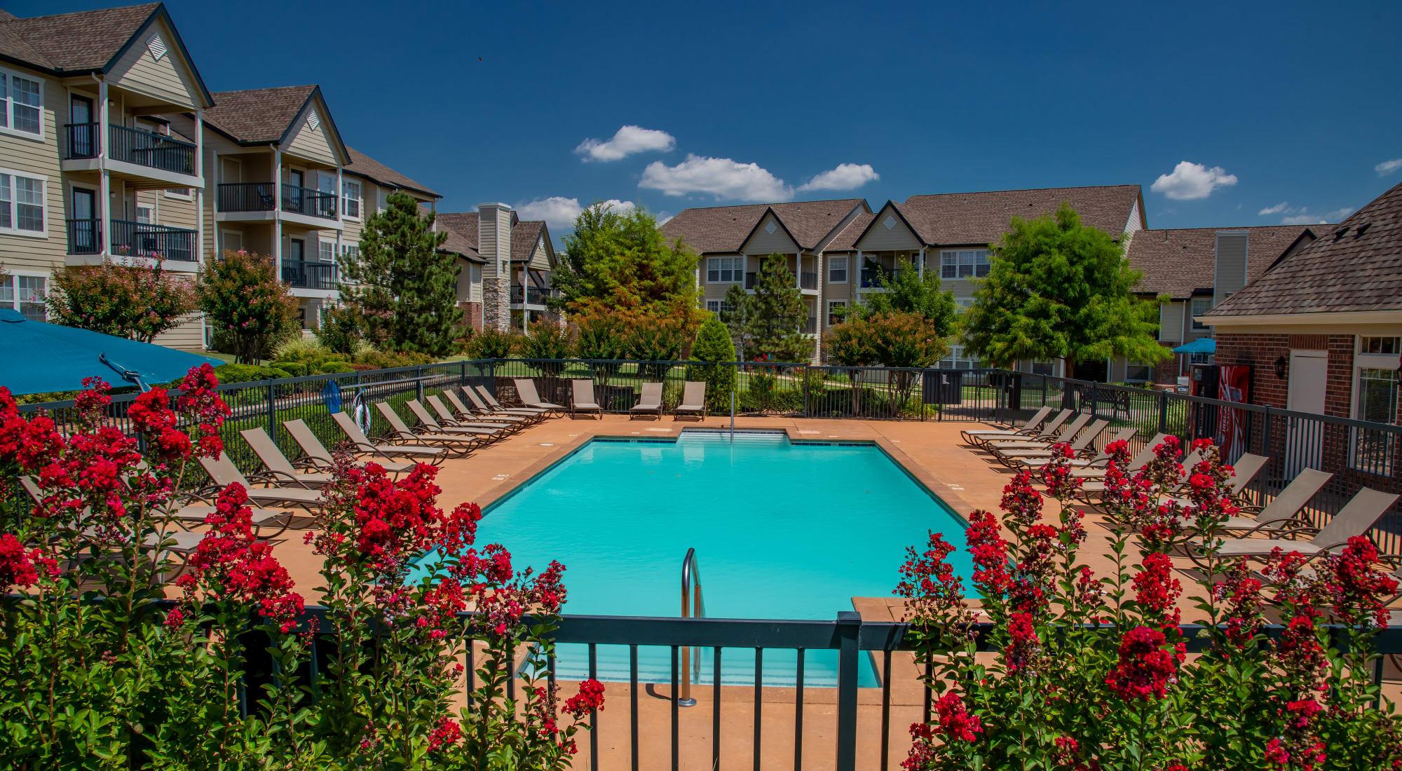 Villas at Stonebridge in Edmond, Oklahoma