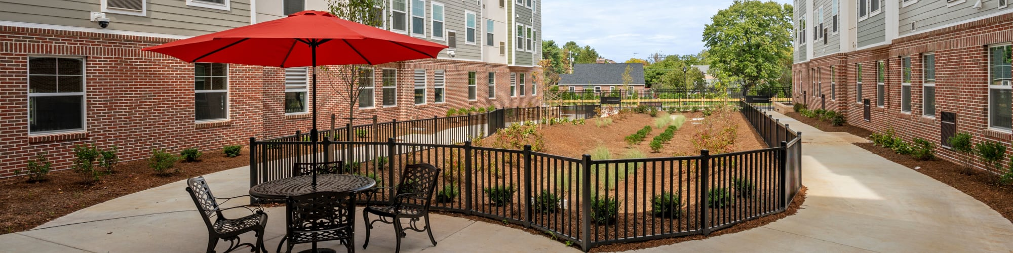 The Apartments at Sharpe Square's pet policy in Frederick, Maryland