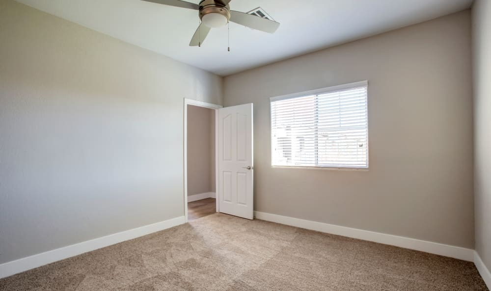 Spacious bedroom at Waterford at Peoria in Peoria, AZ