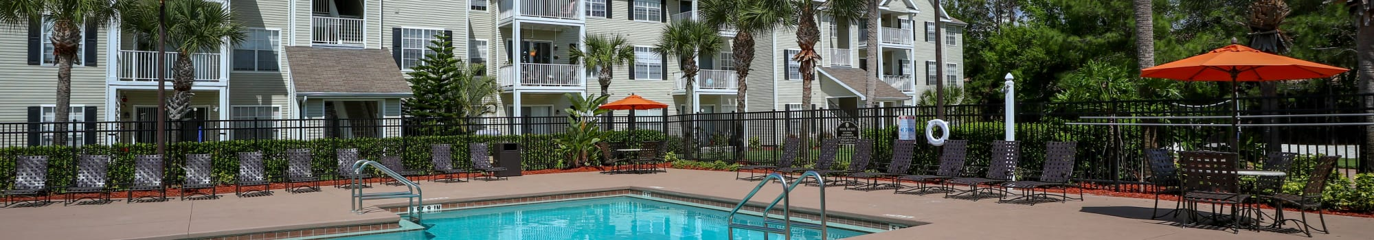 Apartments in New Port Richey