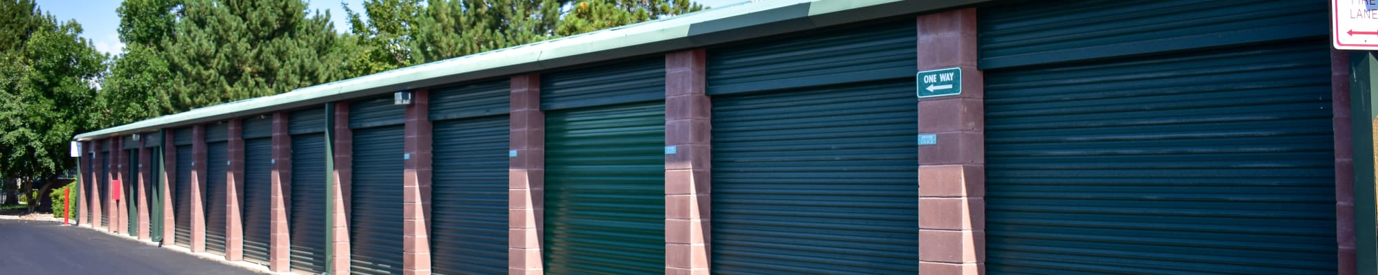 Features at STOR-N-LOCK Self Storage in Thornton, Colorado
