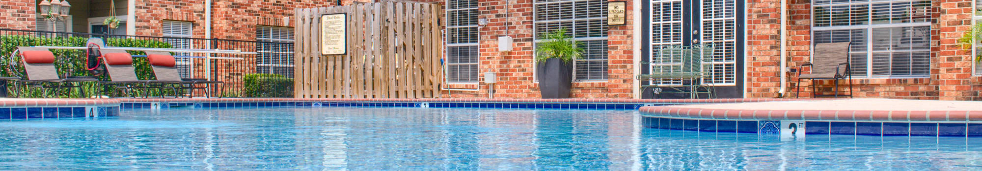 Pet-friendly apartments at The Lexington Apartment Homes in Biloxi, Mississippi