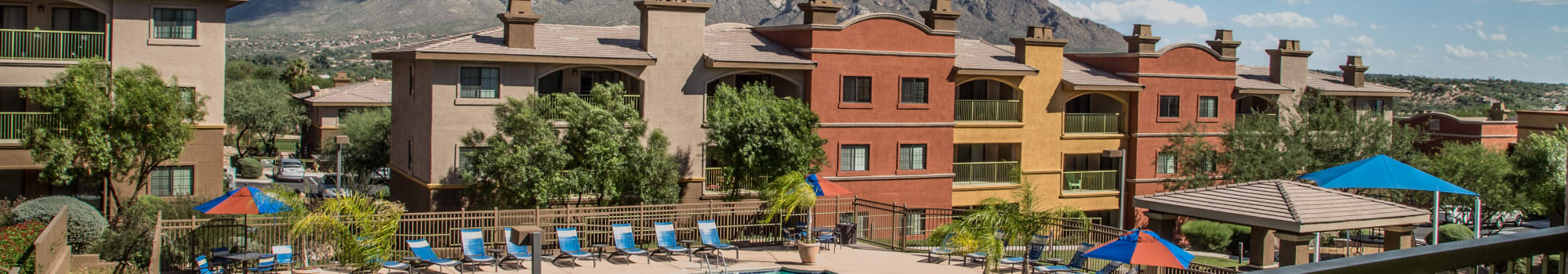 Contact us at Oro Vista Apartments in Oro Valley, Arizona