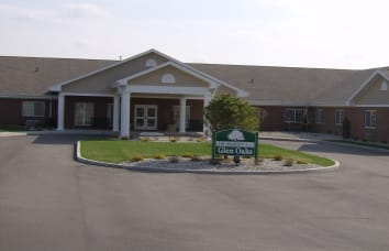 Link to Senior Living at Forest Ridge's Glen Oaks Health Campus location