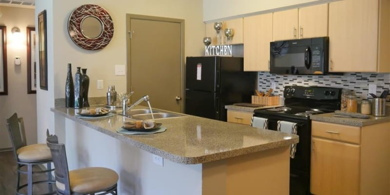 View virtual tour of a 1 bedroom 1 bathroom apartment at Veridian Place in Dallas, Texas