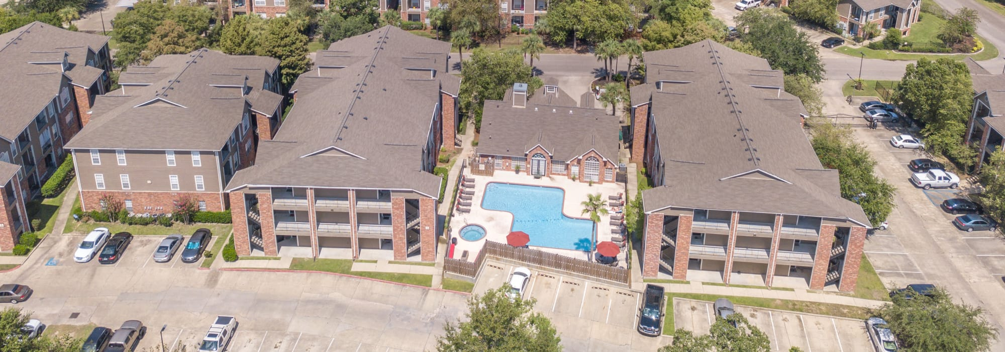 Apartments at The Lexington Apartment Homes in Biloxi, Mississippi