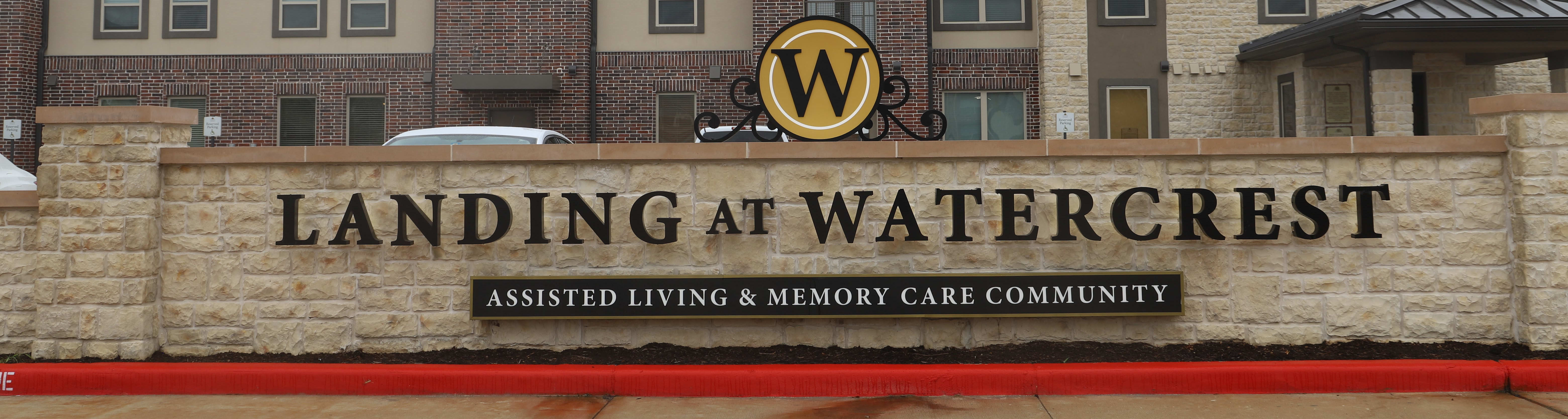 Assisted living at Landing at Watercrest Shadow Creek Ranch in Pearland, Texas