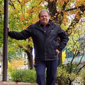 Seppo Rajala, Chief Financial Officer of Compass Senior Living in Eugene, Oregon