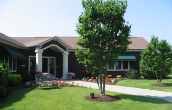 Village Green Apartments is a nearby community of The Fairways at Timber Banks