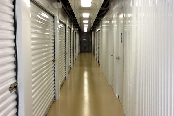 Climate Controlled self storage units for rent in Burlington, North Carolina