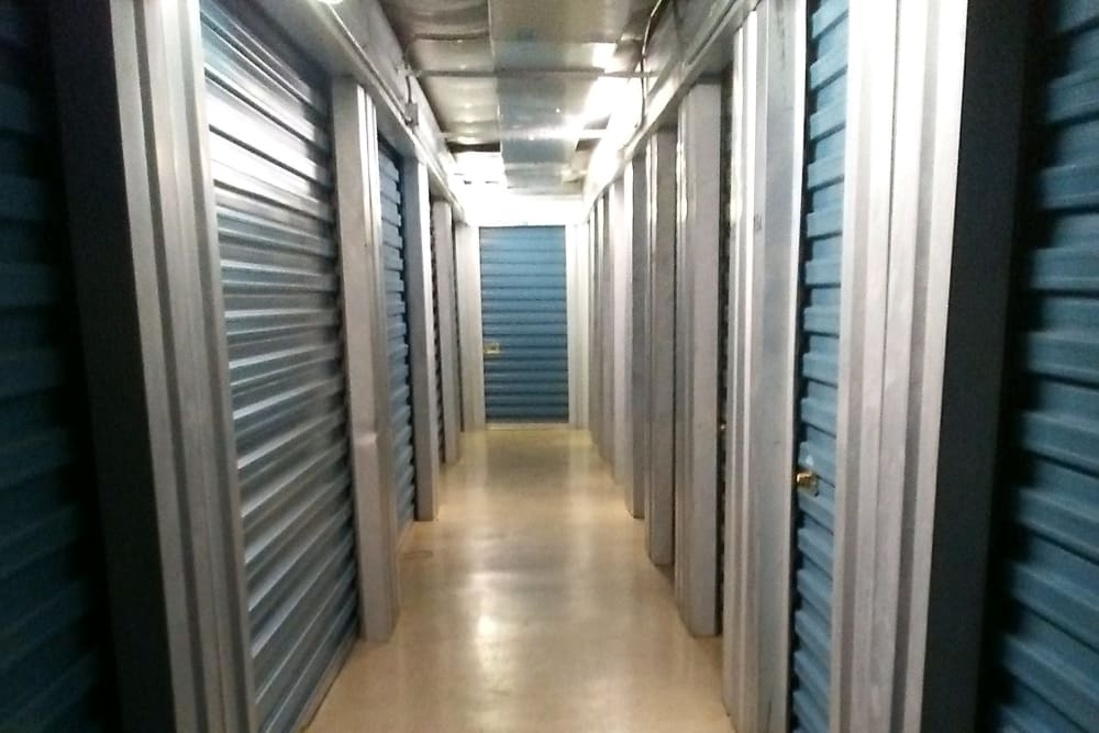 Interior units at Store It All Self Storage - Judson in San Antonio, TX
