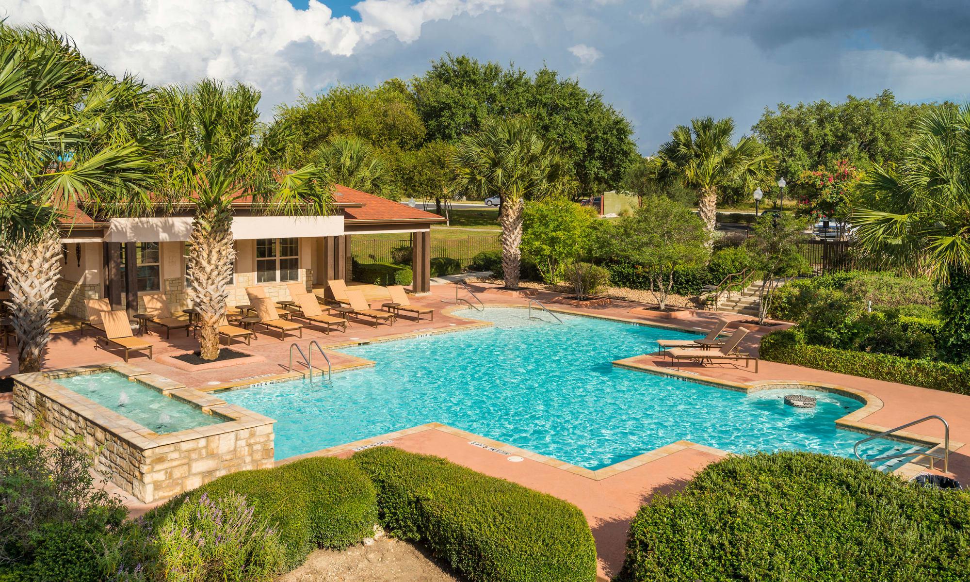 Apartments at Villas at Medical Center in San Antonio, Texas