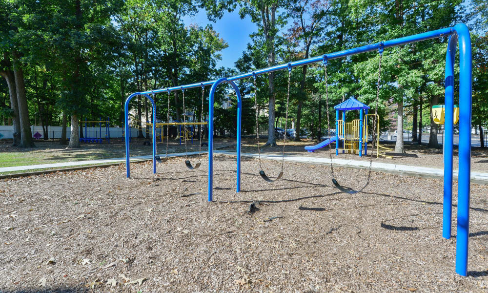 Playground at The Colonials Apartment Homes