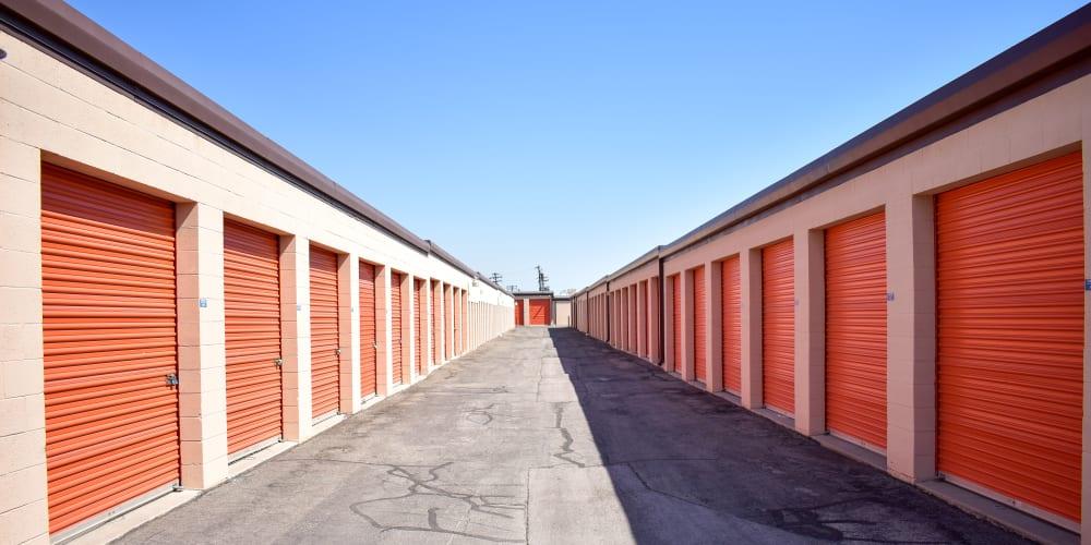 The units at STOR-N-LOCK Self Storage in Taylorsville, Utah