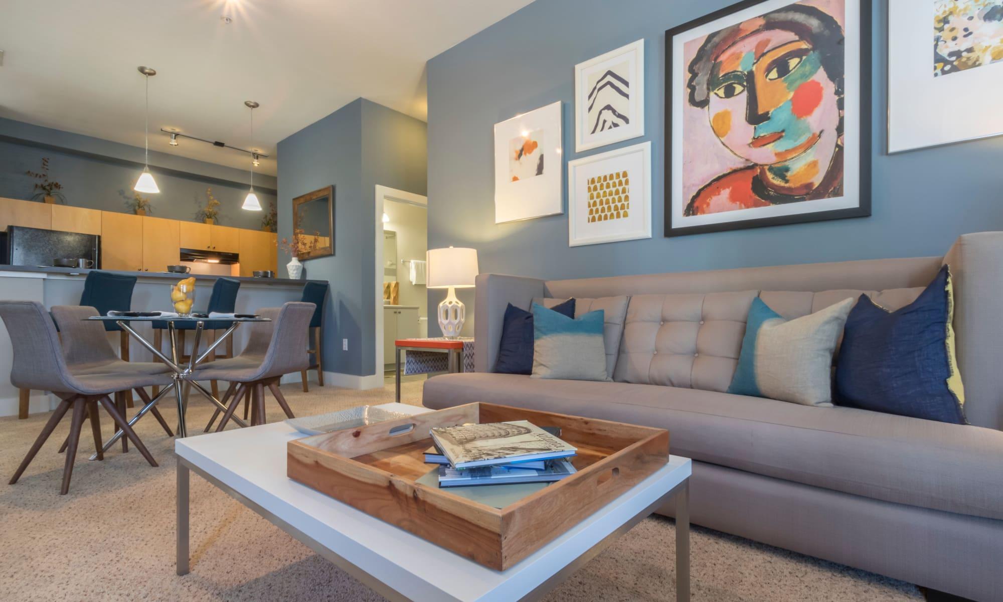 Apartments at M Street in Atlanta, Georgia